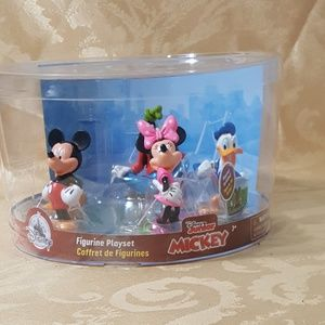 Disney Figurine Playset